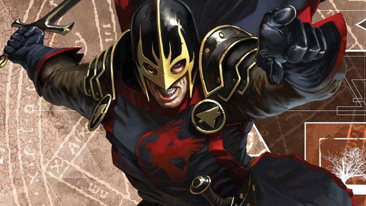 Marvel Comics: annunciata una nuova serie dedicata al Cavaliere Nero
