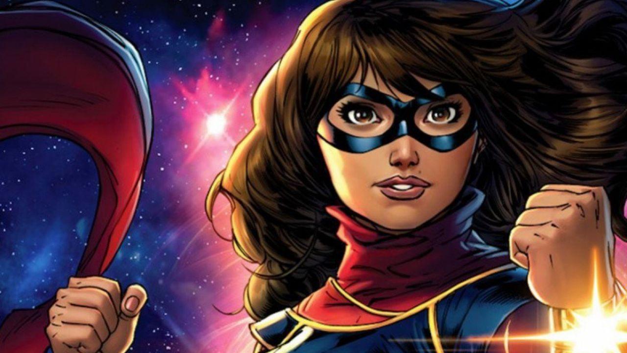 Marvel Comics: una fanart mostra un simpatico team up tra Ms. Marvel e Stature