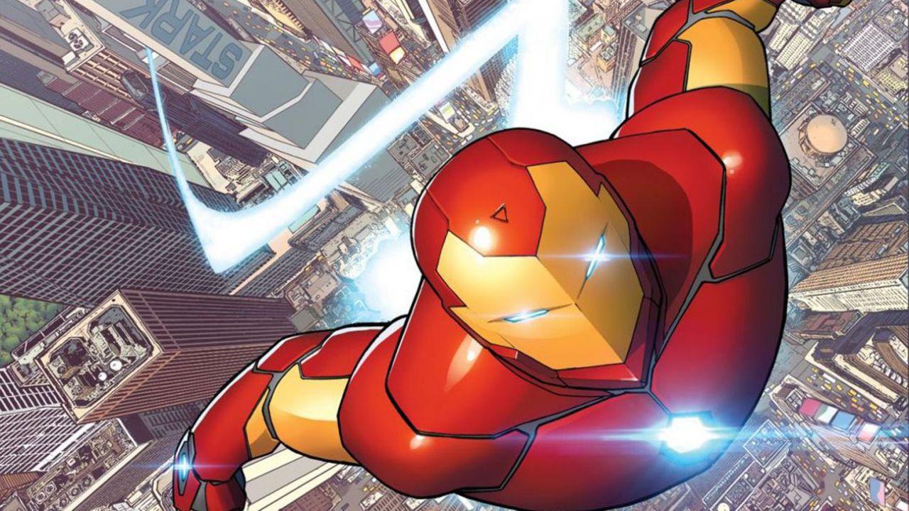 Marvel Comics: Funko presenta una particolare Pop di Iron-Man