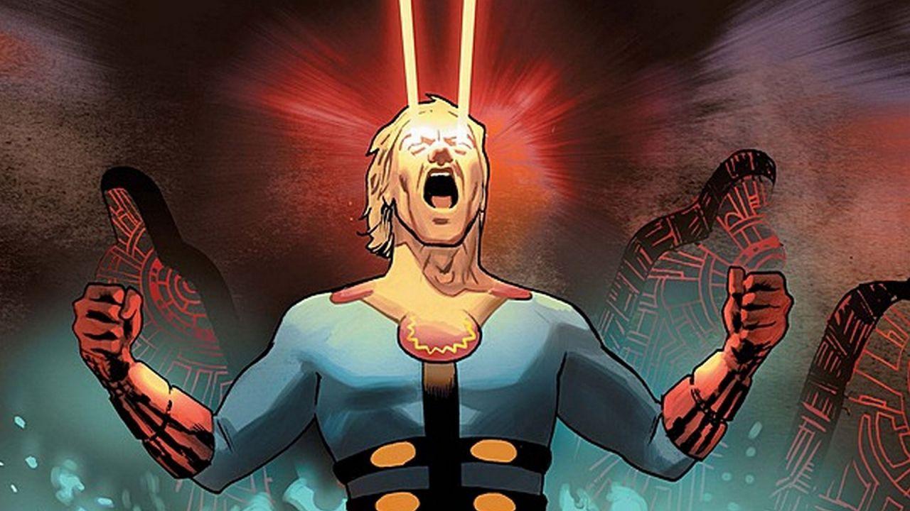 Marvel Comics: la nuova serie Eternals è stata rinviata al 2021