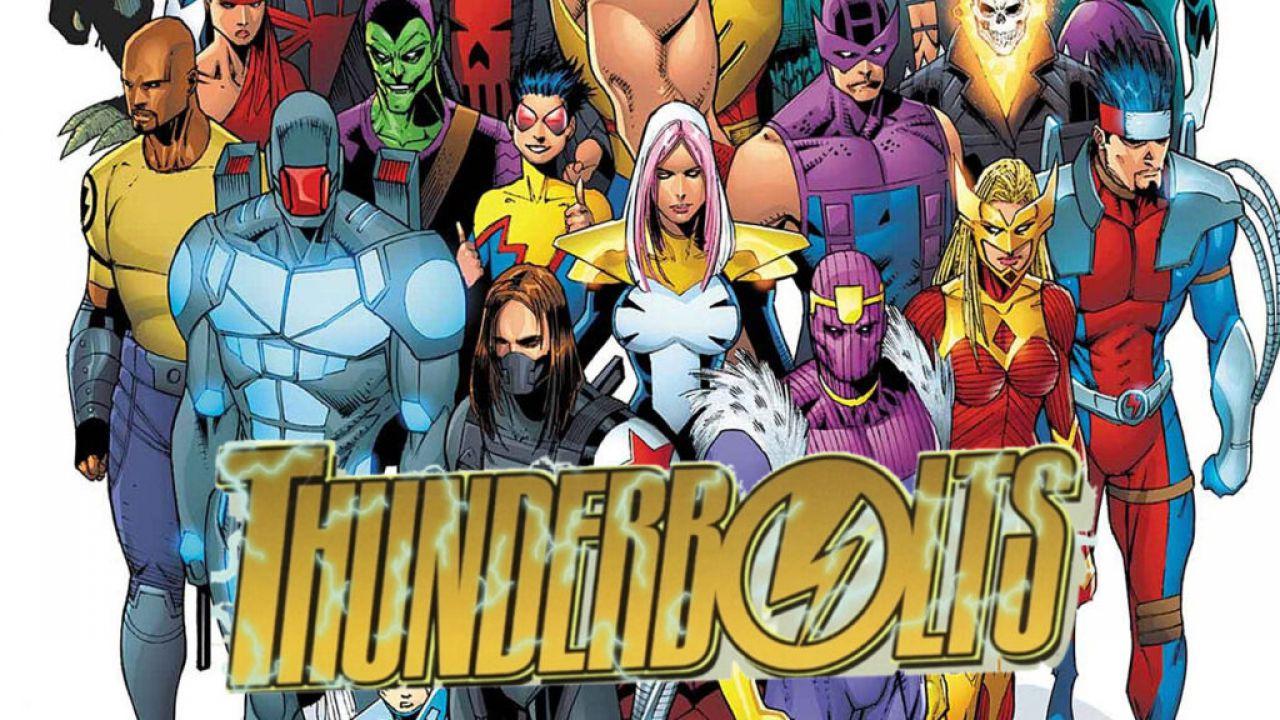 Marvel Comics: un personaggio detiene i diritti sul nome Thunderbolts