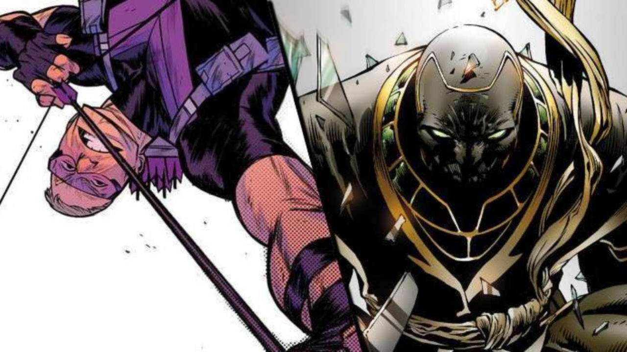 Marvel Comics: Ronin torna in azione in Hawkeye Freefall