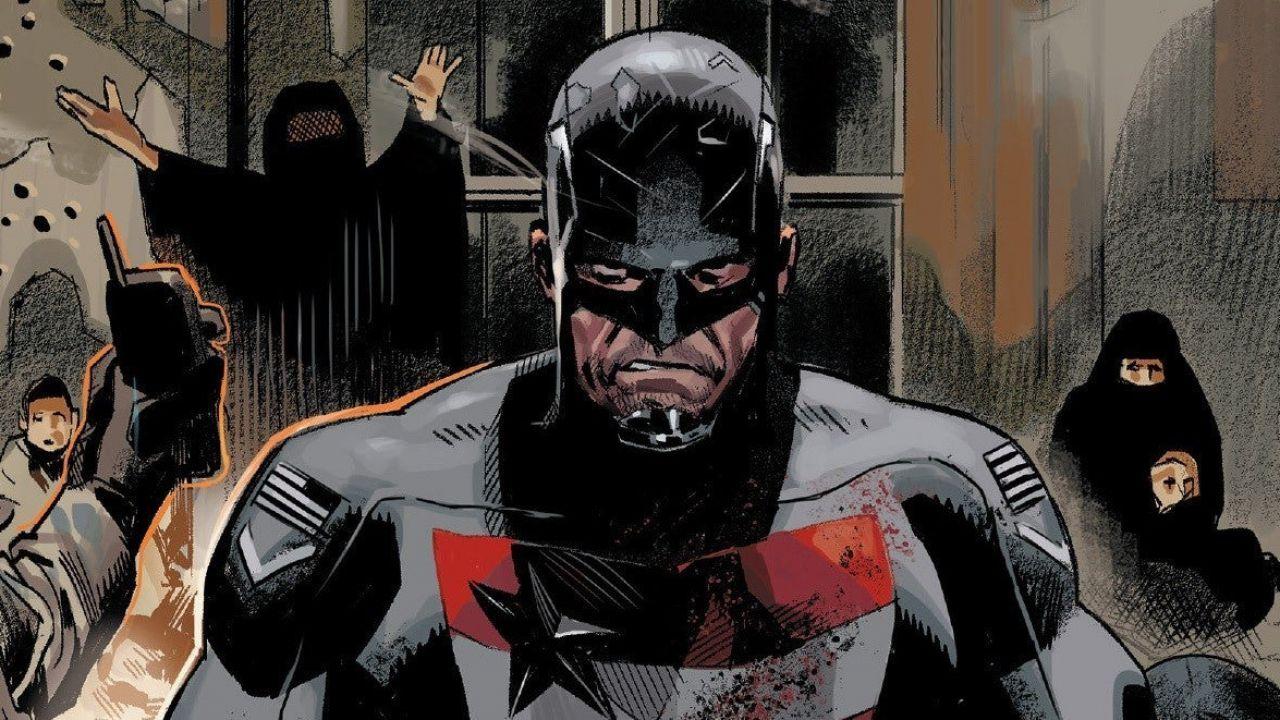 Marvel Comics: US Agent si prenderà presto la rivincita contro il governo americano