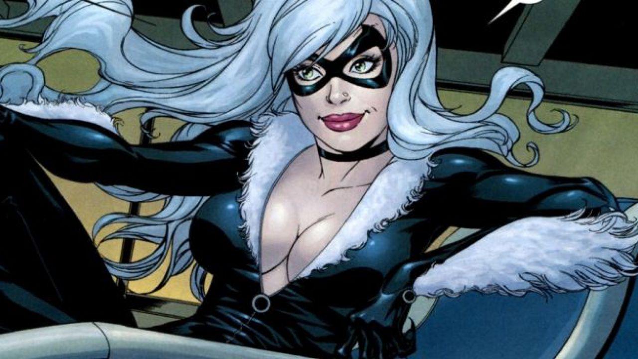 Marvel Comics: vediamo il nuovo costume Simbionte di Gatta Nera