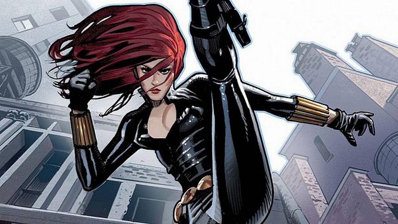 Marvel Comics: Vedova Nera cambia vita, nuova identità e un costume inedito per Nat