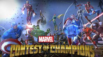 Marvel Contest of Champions annunciato per smartphone e tablet