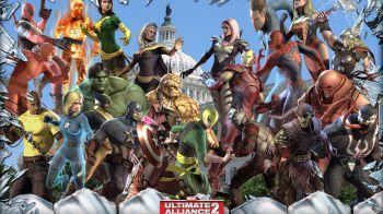 Marvel La Grande Alleanza e La Grande Alleanza 2 arrivano su PS4 e Xbox One