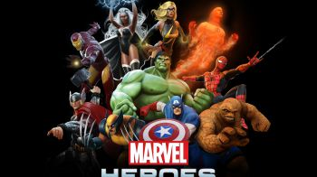Marvel Heroes 2015 annunciato in trailer