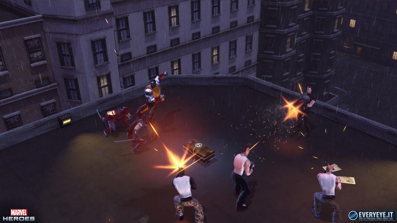 Marvel Heroes: terminata la closed beta