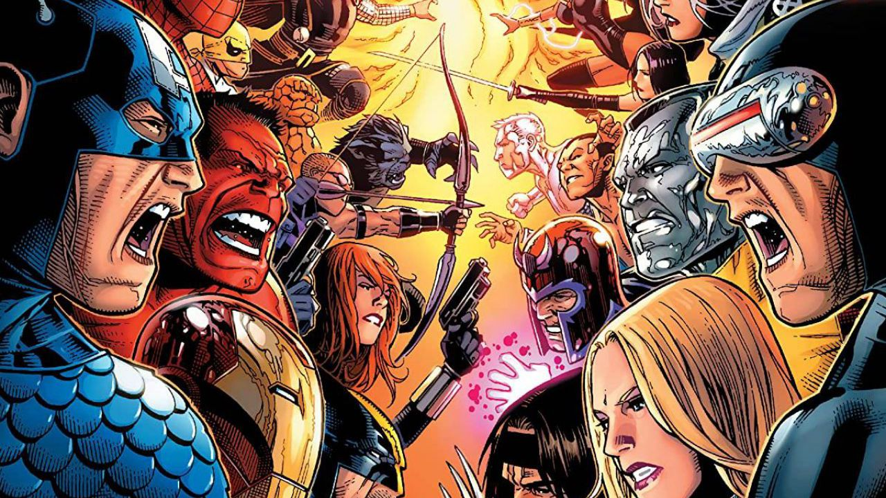 Marvel: La lotta contro gli Alien è al centro delle nuove copertine dei fumetti