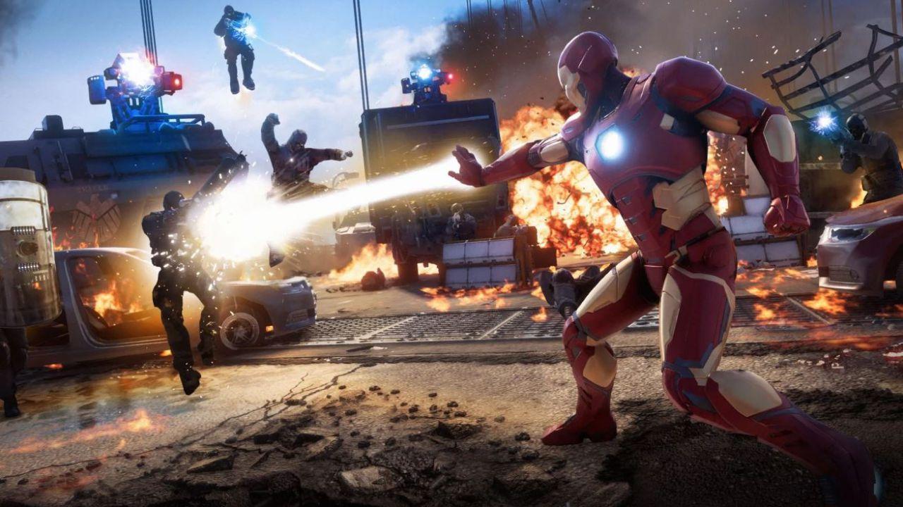 Marvel's Avengers si aggiorna: serviranno più XP per far salire di livello gli eroi