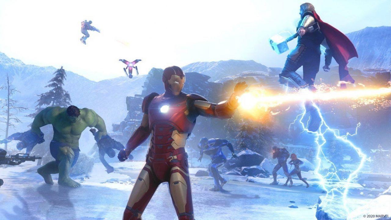 Marvel's Avengers: appuntamento a stasera su Twitch con la Beta e un ospite speciale