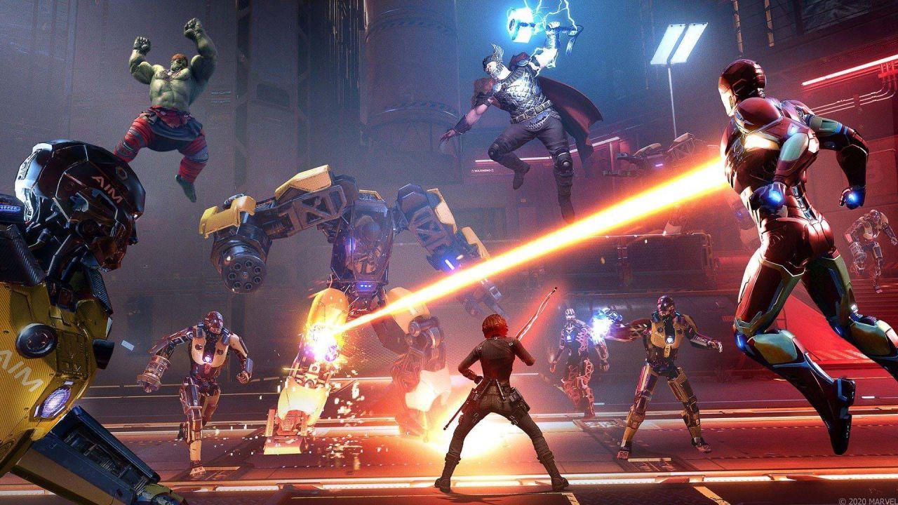 Marvel's Avengers Beta: un leak dell'ultimo update svela riferimenti a nuovi eroi