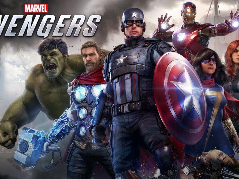 Marvel's Avengers BETA: team up con Fossa, MikeShowSha e GiornoGaming