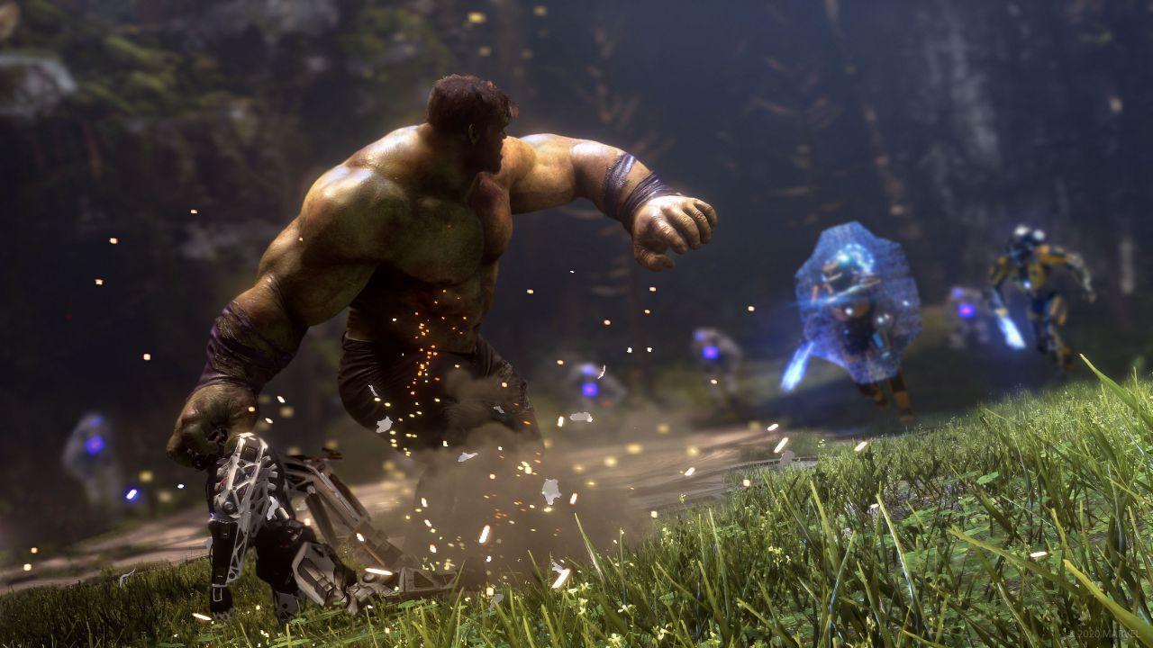 Marvel's Avengers, come affrontare i nemici con scudo e rompere la difesa