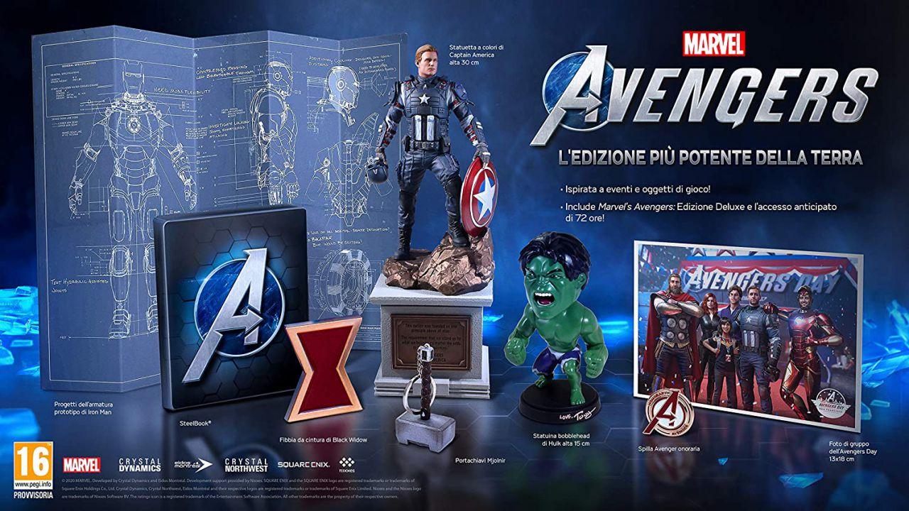 Marvel's Avengers: come ottenere l'accesso anticipato dal primo settembre