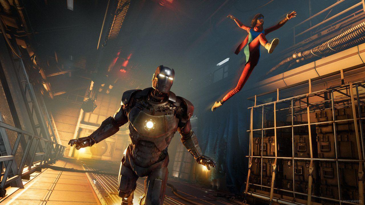 Marvel's Avengers: guida ai controlli PS4 e Xbox One