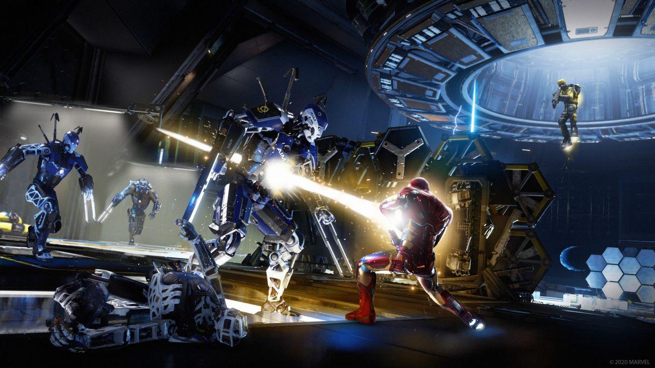 Marvel's Avengers su PS5: dal DualSense al 4K nativo, tutti gli upgrade della patch gratis