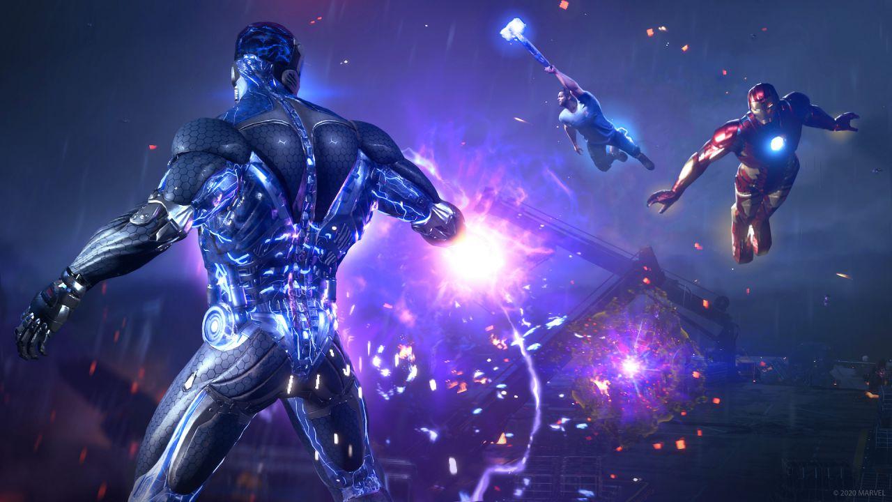 Marvel's Avengers, skin esclusive per Intel e altri: presunte immagini leak