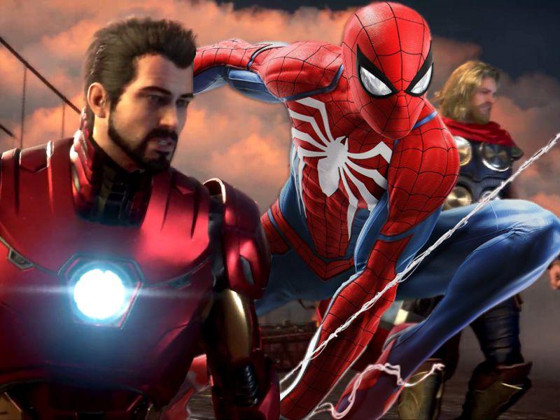 Marvel's Avengers: Sony voleva Spider-Man come 'ciliegina sulla torta'