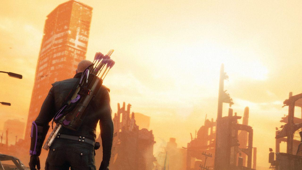 Marvel's Avengers: ecco le Terre Desolate, la mappa in arrivo con Hawkeye