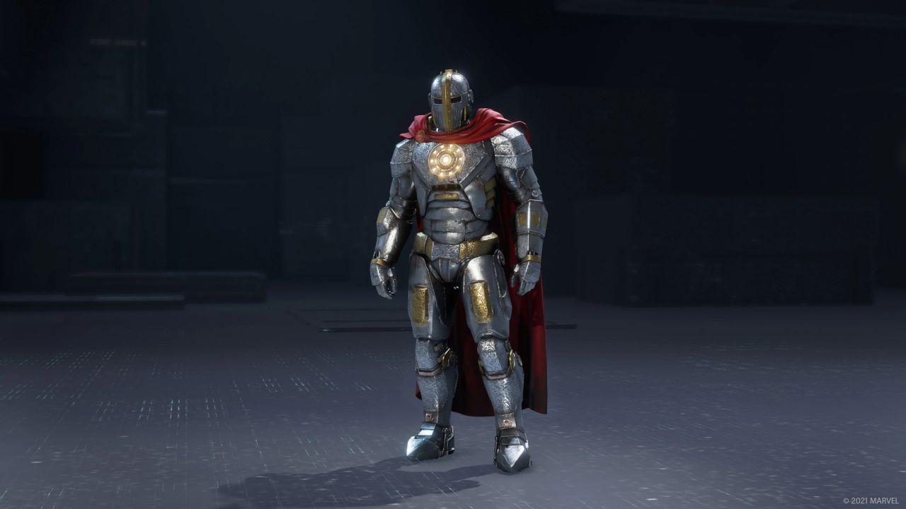 Marvel's Avengers: Tony Stark diventa Iron Knight con una nuova skin