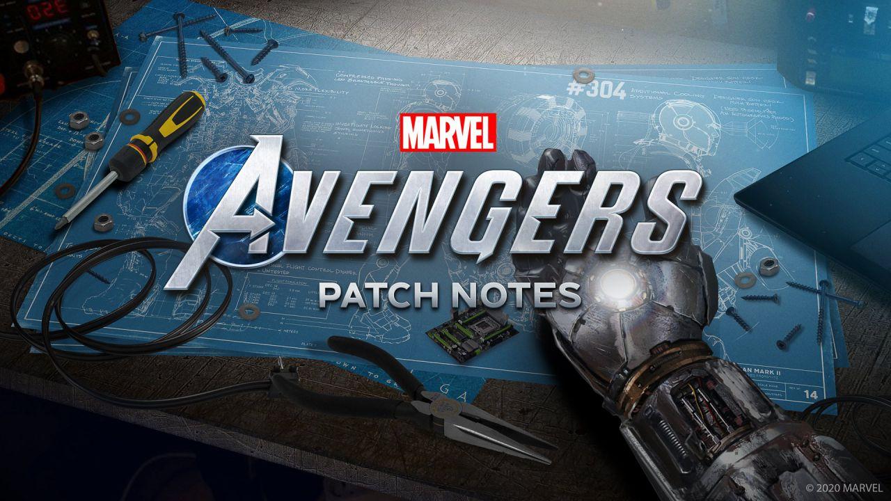 Marvel's Avengers: l'update 1.3.3 introduce nuove missioni e migliora l'IA