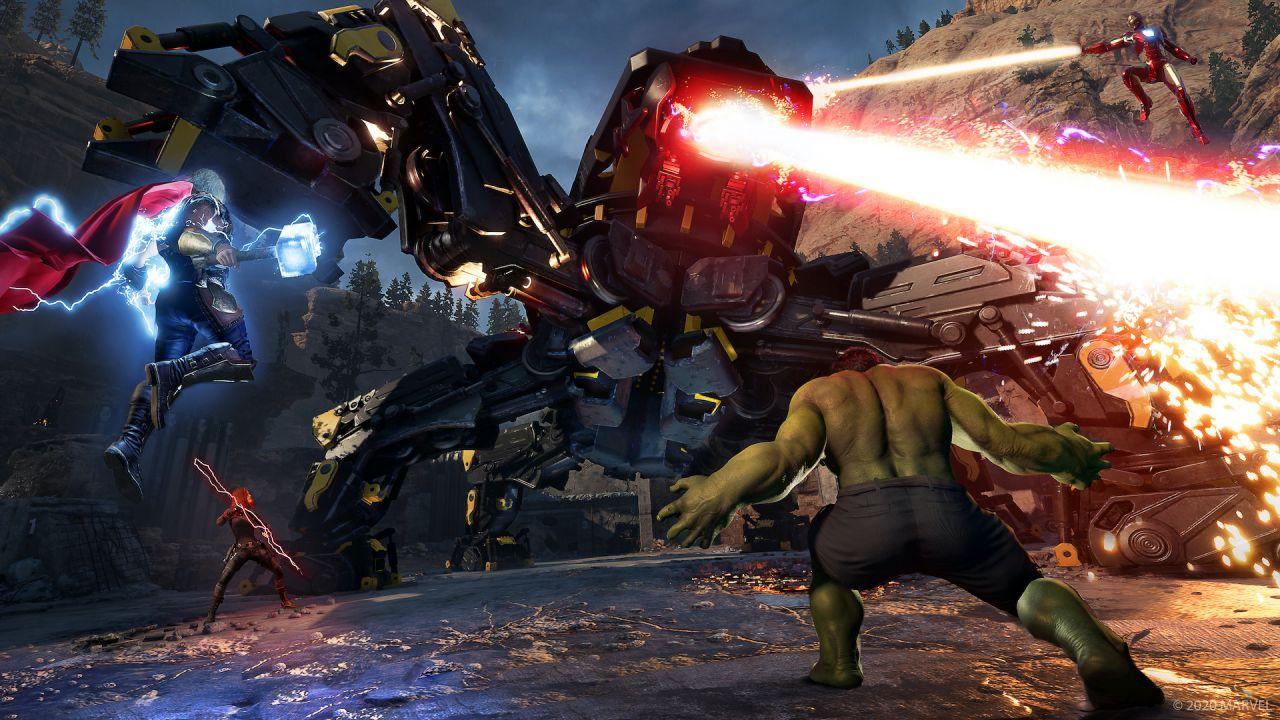 Marvel's Avengers War Table: lo commentiamo in diretta oggi pomeriggio su Twitch