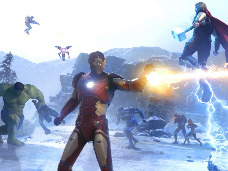 Marvel's Avengers for Xbox Series X is identical to the PS5 version assures Crystal Dynamics