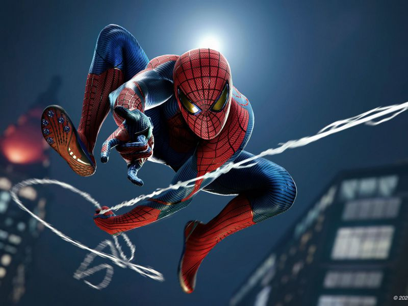 Marvel's Spider-Man Remastered receives 60fps Mode with Ray-Tracing