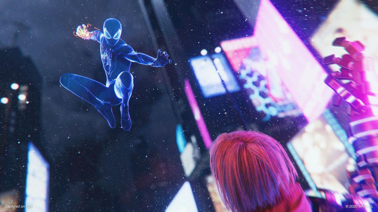 Marvel's Spiderman Miles Morales: come curare e ripristinare la salute