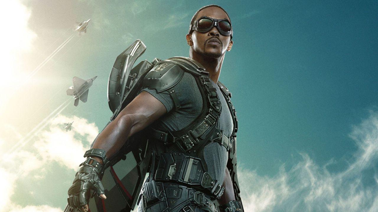 Marvel Studios: Anthony Mackie sul multi-contratto e il suo primo provino come Mandarino!