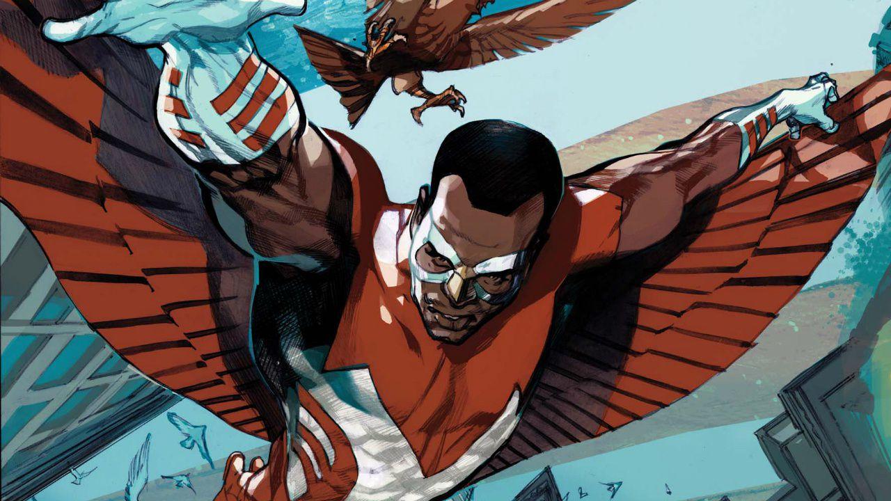 Marvel Studios: Anthony Mackie parla di Falcon, Guardiani della Galassia e Dottor Strange