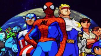 Marvel Super Heroes e Marvel vs Capcom arrivano su PSN e XBLA