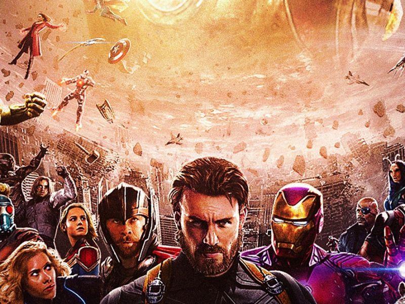 Marvel, un superfan ha elencato tutte le scene del MCU in ordine cronologico