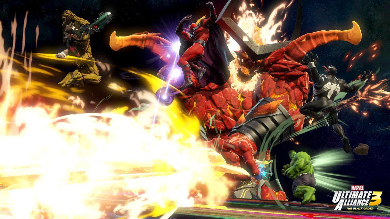 Marvel Ultimate Alliance 3: i Fantastici Quattro e Doctor Doom in arrivo con il terzo DLC