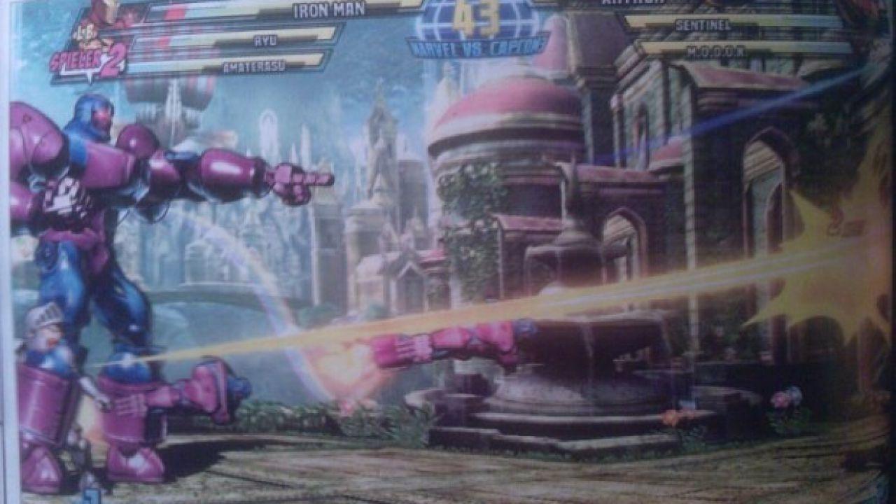 Marvel vs Capcom 3, annunciati quattro nuovi personaggi [AGGIORNATA]