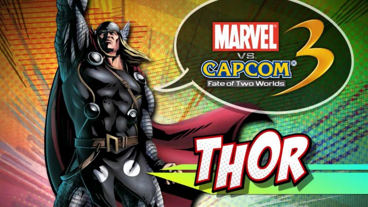 Marvel vs Capcom 3: filmati di presentazione per Jill e Gorath