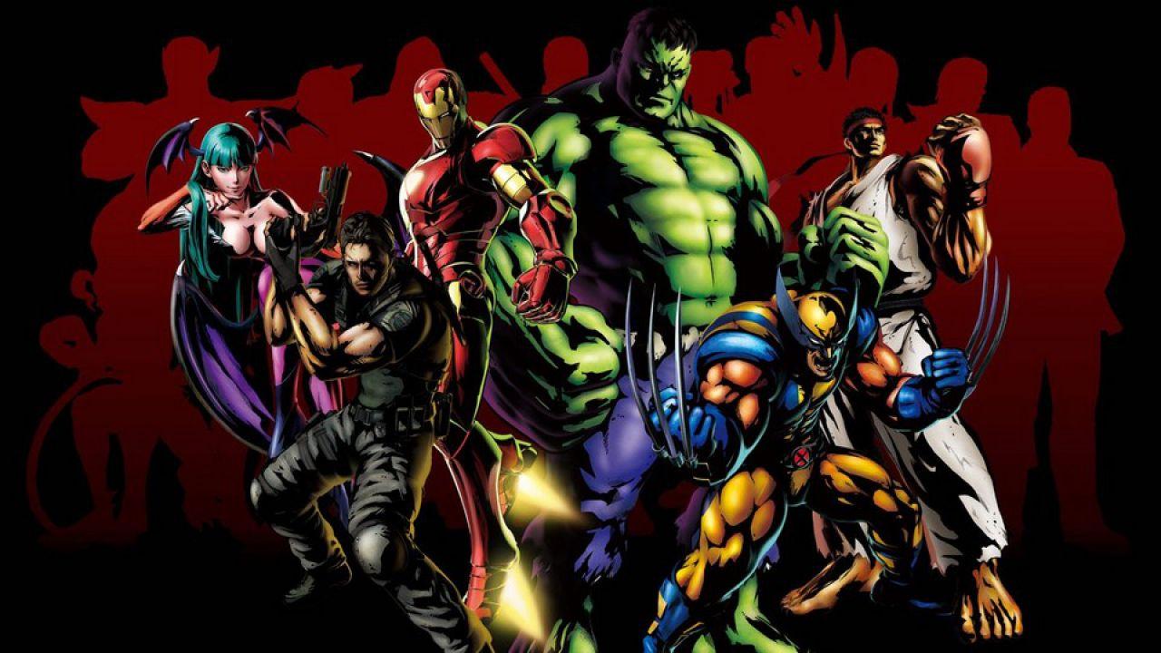 Marvel vs Capcom 3: rivelati i DLC per la Shadow Mode