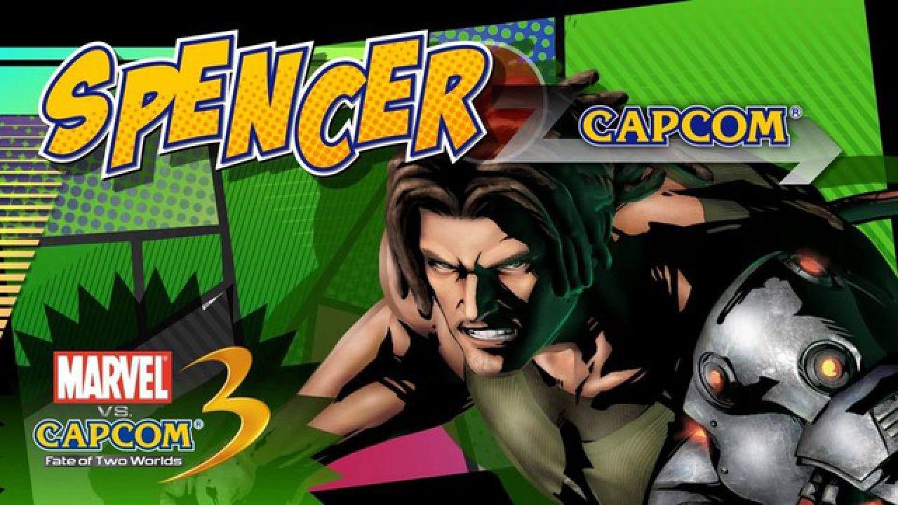 Marvel vs Capcom: aggiunti al roster Haggar e Phoenix