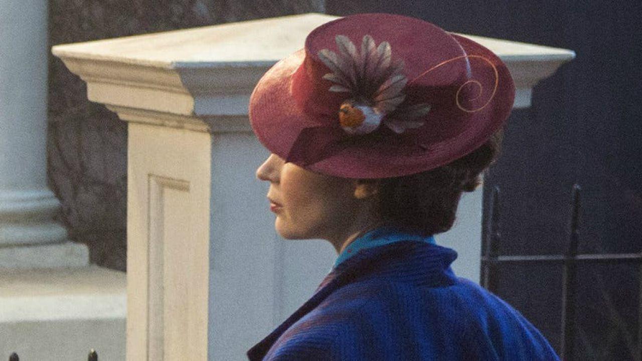 Mary Poppins Returns: Emily Blunt era 'pietrificata dalla paura' del ruolo!