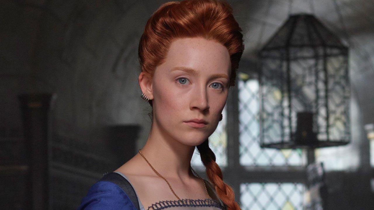 Mary Queen of Scots: due nuovi Carachter Poster del film con Margot Robbie e Saoirse Ronan