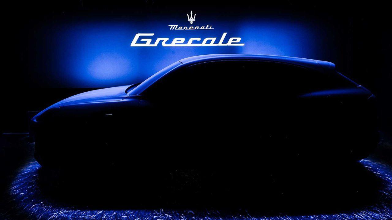 Maserati annuncia la sua Grecale: un nuovo crossover compatto