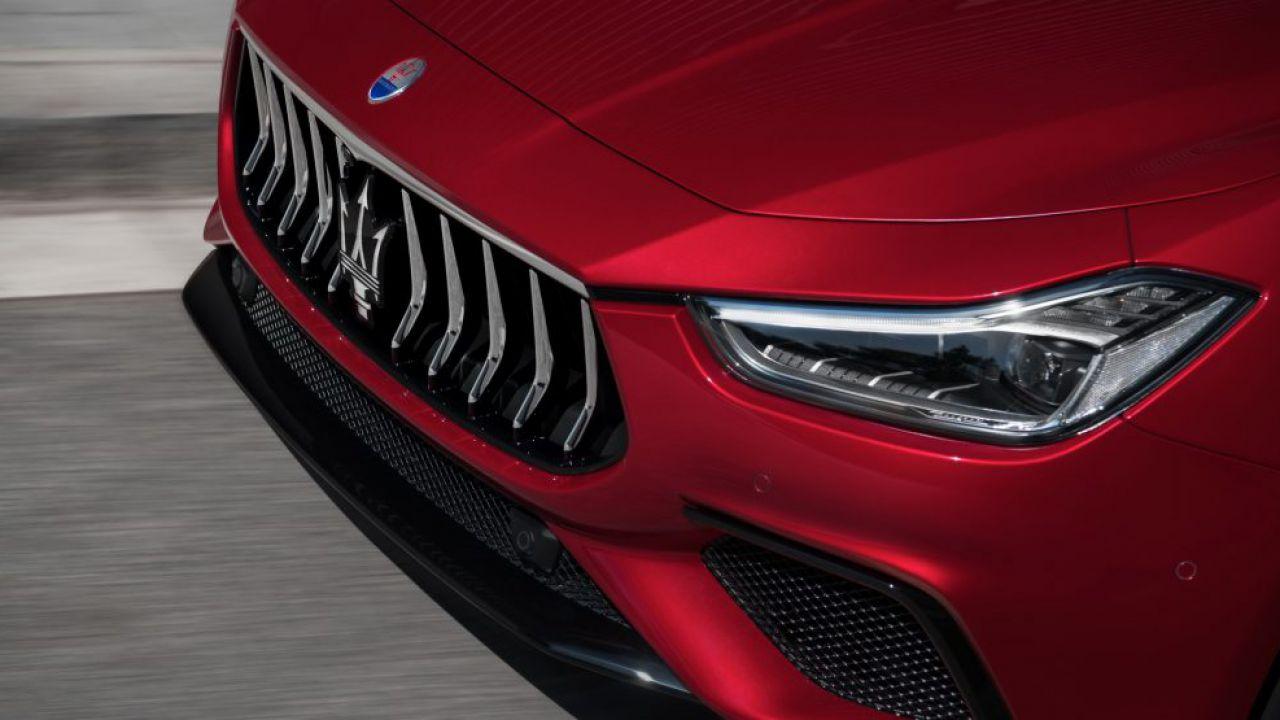 Maserati Ghibli Hybrid: ecco la data di presentazione del bolide elettrificato
