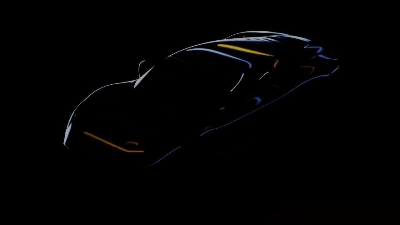 Maserati MC20: ecco le sue eleganti linee in attesa del debutto