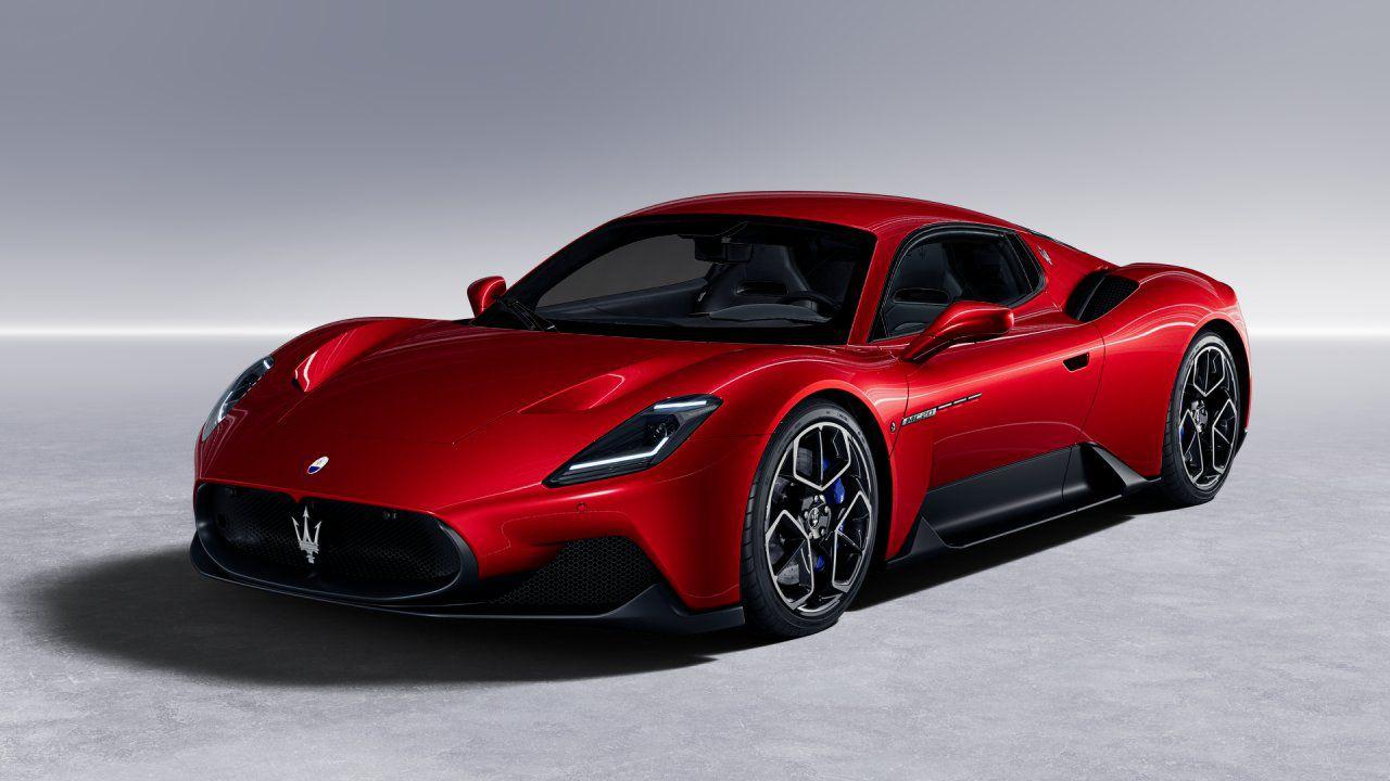 Maserati MC20: è tempo di 'giocare' con il configuratore online