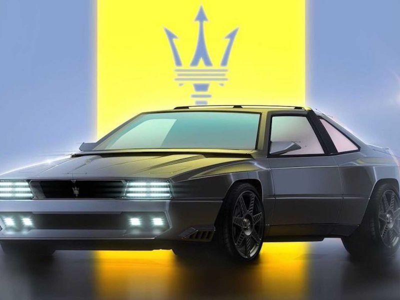Maserati Project Rekall: il concept merita attenzione
