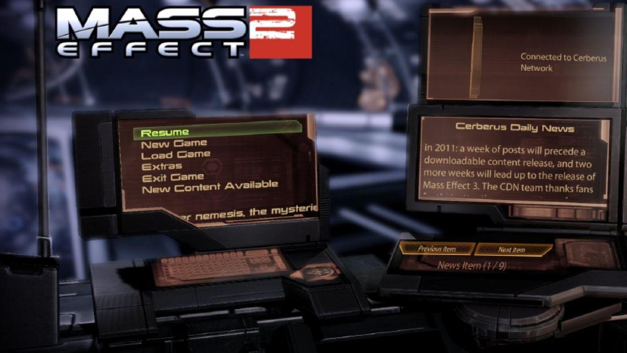 Mass Effect 2, annunciata la demo per la versione PS3