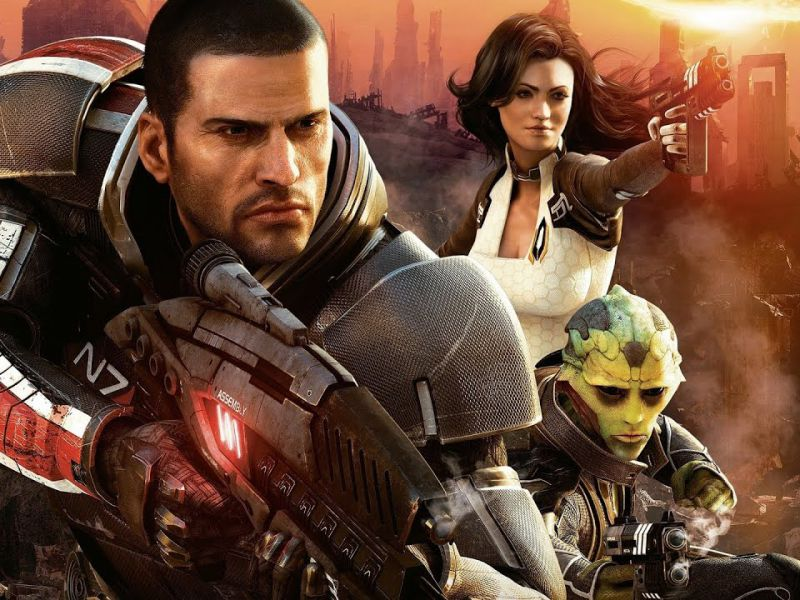 Mass Effect 2 is the least crunched chapter of the series, formerly declares BioWare