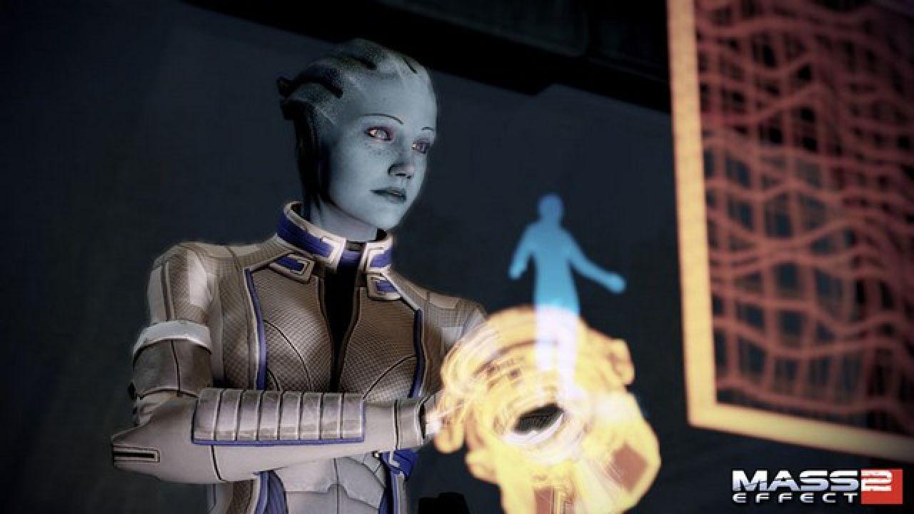 Mass Effect 2, immagini del DLC Overlord